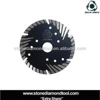 Diamond Turbo Protect Teeth Cutting Blade 105mm Diameter