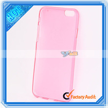 """Hot Selling Ultra-thin Transparent Tpu Case for Apple 4.7"""" iPhone 6"""