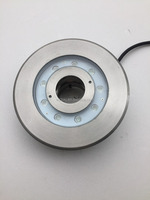SPOT! Toughened glass LED 18w fountain ring light