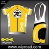 Accept sample order bike kit set/custom sublimated cycling clothing/padded cycling under shorts