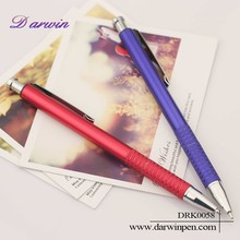 2015 new products for promotion push action ballpoint pen