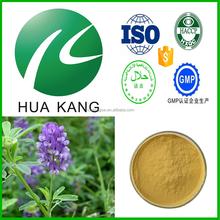 Nutritional value of alfalfa,supply lucerne P. E,HALAL KOSHER Natural Alfalfa Extract Saponins