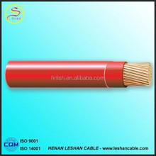 Solid Cu conductor PVC nylon insulation nylon sheath thhn/thwn 8 AWG wire