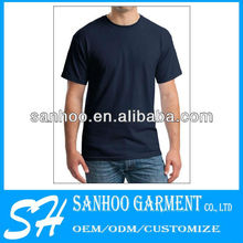 Man'S Plain Tshirts For Custom Design