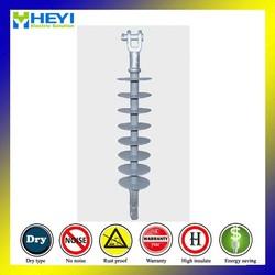 IEC 33kv Composite Suspension Insulator Clevis Tongue