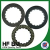 JH70 China Motorcycle Spare Parts/Clutch Friction Disc