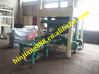 JKB50/45-30 fire clay /mud/soil/earth brick making machine