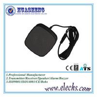 2014 new design hot selling square shape black color mp3 mini box speaker
