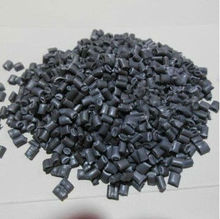 recycled black HDPE