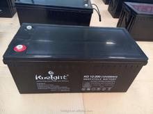 Good price motor battery / 12v 200ah deep cycle gel battery