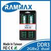 Top 10 online shop on Taiwan alibaba / RAM DDR3 1600mhz 2GB Module Memory lodimm desktop computer / OEM/BRAND laptop memoria
