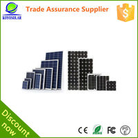 large quantity in stock solar panel price list