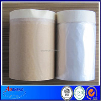 rubber plastic hdpe crepe film for car spray piant and protection