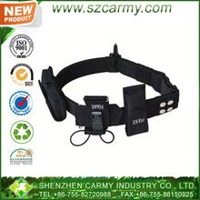 Black tactical utility modular police duty gear-multi functional tactical duty police belt