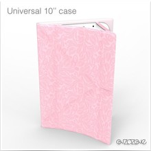 Soft touch coating 10 inch tablet cases for ipad