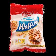 uncle pop snack,300g Waffles cracker,sesame flavor