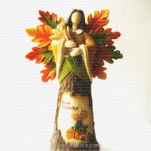 Yuanfu Resin Wing Angel Figurine