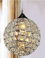 Modern indoor lighting ceiling circular romantic European Oriental decorative style crystal lamp hotel restaurants and families