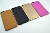 New hot press leather case for iphone 6 mobile phone accessories