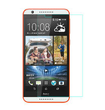 factory price tempered glass screen protector film for HTC 820