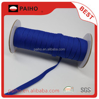Wholesale lowest price single nylon/polyester webbing strap for apparel or bag