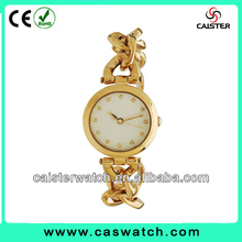 Latest hot products 2015 ladies bracelet wrist watches luxury gold ladies jewelry bracelet watches alibaba china supplier
