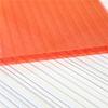 different color polypropylene corrugated plastic sheet/plastic sheet/pp corrugated sheet
