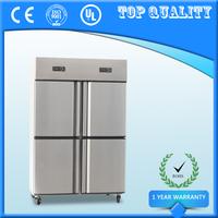 Commercial Chiller Freeezer,Multi-door Upright Refrigerator
