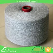 2015 Trade Assurance waxed yarn name brand socks light grey