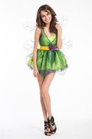 1056 Fairy tale costume for lady costume Fancy Dress with wings Hens Party Costume Outfit