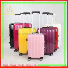 xc-3987 pc suitcase with tsa lock trolley luggage 3 pieces for set