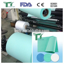 Disposable waterproof medical sterilization wrapping crepe paper