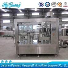 China , maufacture acero inoxidable agua pequeño equipo de producción