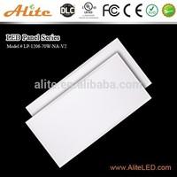 White Frame Dimmable 600x1200 70w led light panel LIFUD Power Driver CE,ROSH,GS,SAA flat led panel ceiling light