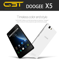 "Original Doogee X5 cheap mobile phone Android 5.1 Cell Phone 1GB RAM 8GB ROM 5.0"" HD 1280*720 IPS 5.0MP 2400mAh Dual SIM 3G"