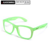 China Wholesal Fluorescent Dark Party Glasses Chrismas Eyeglasses ZH001-2