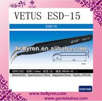Private label Tweezer for volume eyelash extension