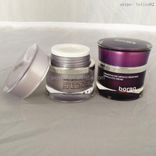 cosmetic packaging recycled plastic cosmetic jars