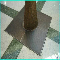 strong and durable hot-dip galvanized tree stainless steel grating Chain enterprise