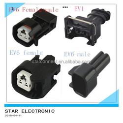 EV6 EV1 fuel injector connector