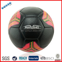 Thermo bonding 1.1 mm PU soccer ball