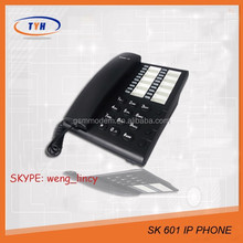 SK601 1 line wifi phone, wifi sip desk phone
