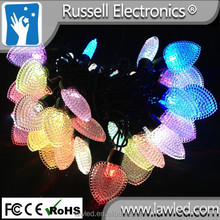5 meters 50 lamps LED Christmas holiday decorative Grind arenaceous love lights wholesale for christmas tree decorations