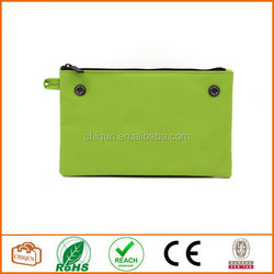 2015 Chiqun Dongguan Multi-purpose Waterproof Electronic Organizer Bag/ Travel Case/ Digital Kit/ Smart Phone Case Green