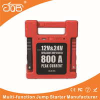 Electrical Tools 24000mah multi-function Car Emergency Jump Starter12v &24V auto parts/starter battery for winter driving