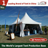 Outdoor Promotional Metal Frame Gazebo with Metal Roof