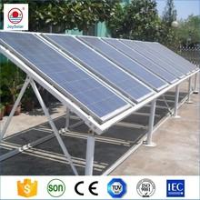 Rising sun high efficiency 320w PV poly solar panel for sale