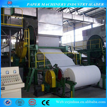 Whole new condition low price tissue paper manufacturing machine