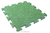 ARTIFICIAL GRASS WITH TITLE