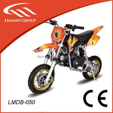 dirt bike with electric start&kick start for kids